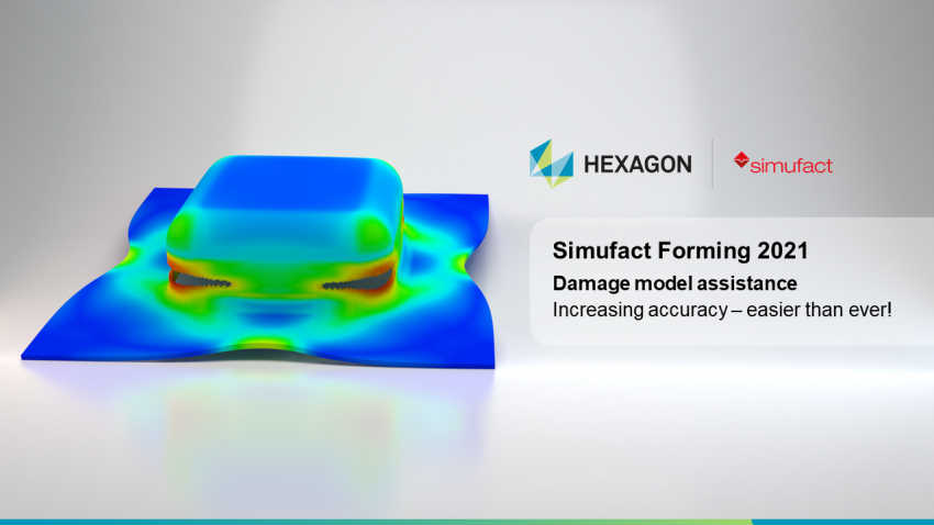 Fast and stable process simulation at highest accuracy within Simufact Forming 2021
